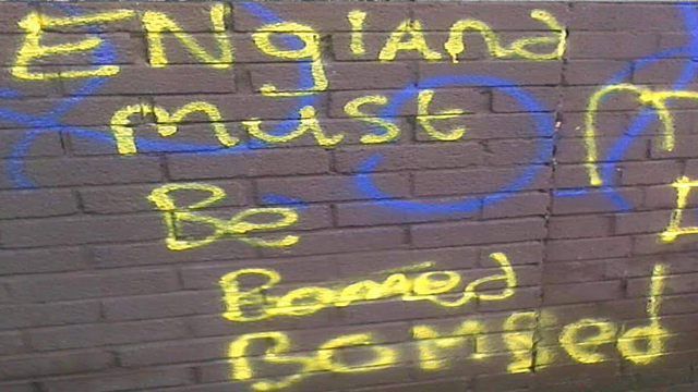7. Bomb England