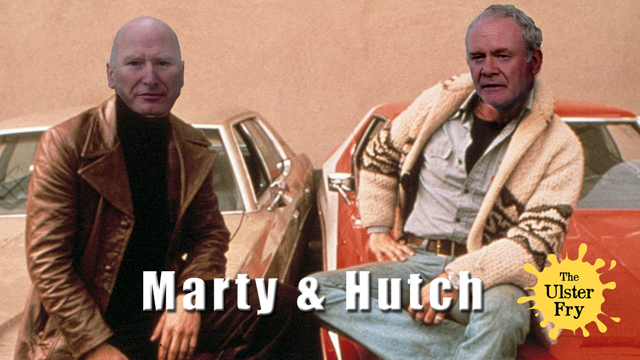 1. Marty and Hutch
