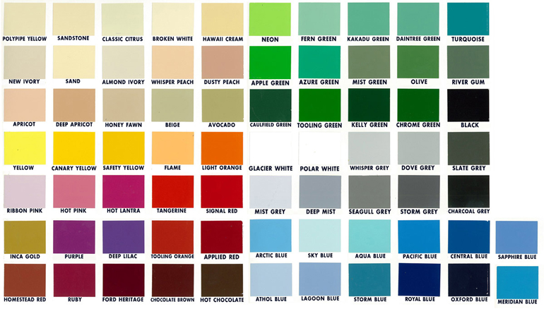 women 'just making up colour names' reveals report | the ulster fry