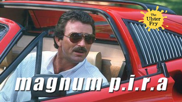 3. Magnum p.i.r.a