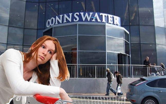 Connswater Shopping Centre