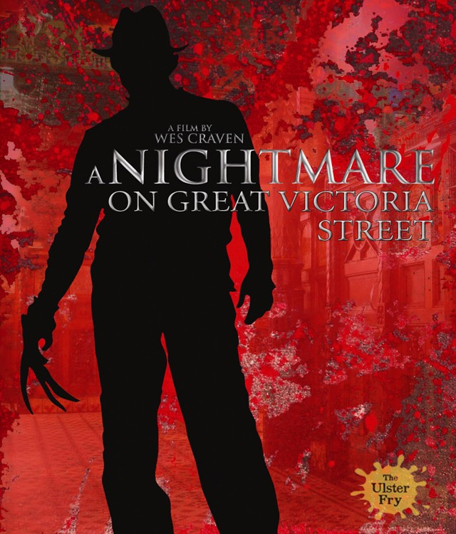 Nightmare on Great Victoria Street