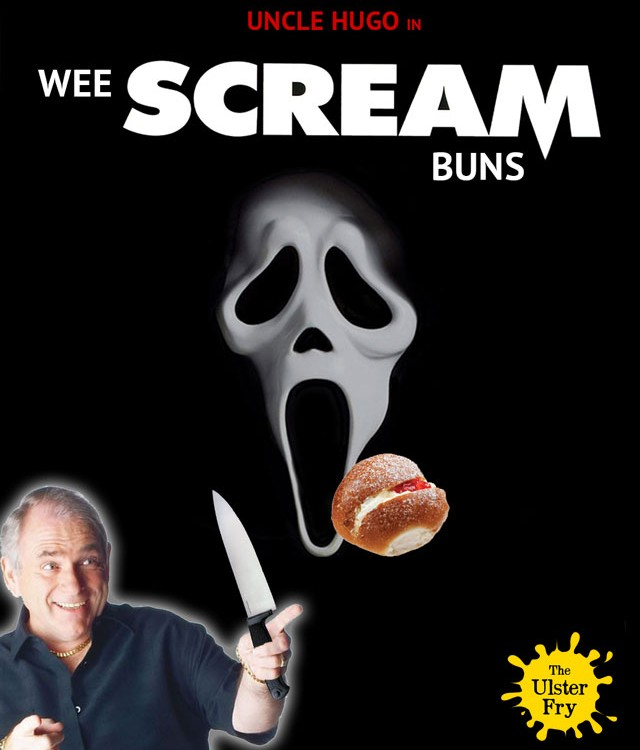 Wee SCREAM Buns