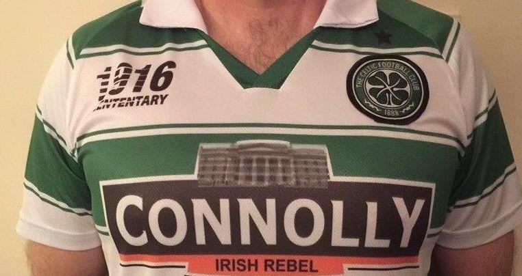 Celtic top