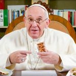 """Protestants make the best traybakes,"" admits Pope"