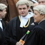 NI unemployment solved as everyone now qualified barrister