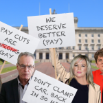 MLAs to go on strike following pay cut