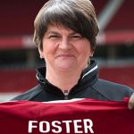 Man Utd line up Arlene Foster as shock Mourinho replacement