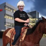 """F**k your Honda jobs, I've a horse outside"", declares Boris Johnson"