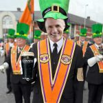 St Patrick's Day moved to the Twelfth when it's not Baltic