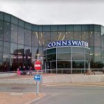 ATM thieves steal Connswater Shopping Centre