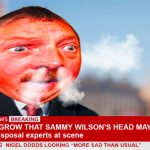 Bomb squad called to Westminster to defuse Sammy Wilson