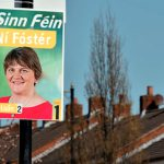 Shock as Arlene Foster comes out as Republican