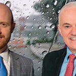 Local weathermen clash amid plans to abolish seasons.