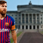 Sinn Fein and DUP both hoping to sign Lionel Messi