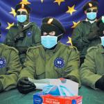 Loyalist & Republican Pharma-military organisations threaten the EU