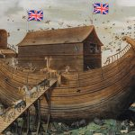"""New DUP leadership team """"formed in Great Flood"""" say Biblical historians"""